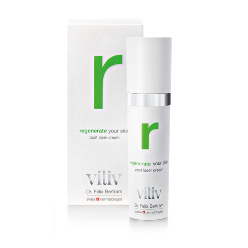 viliv r - regenerate your skin