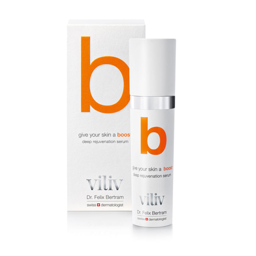 viliv b - give your skin a boost